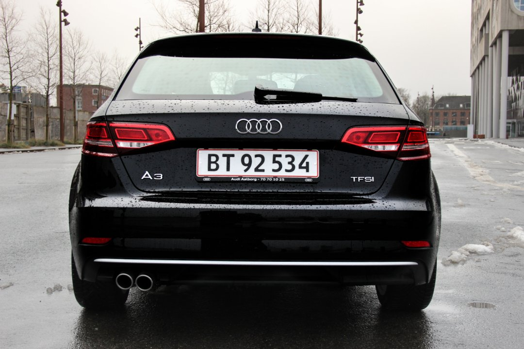 Audi A3 Sportback 1,5 TFSI S-tronic