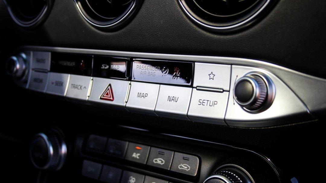 KIA Stinger 3,3 V6 GT
