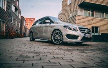 Mercedes-Benz B200 Final Edition