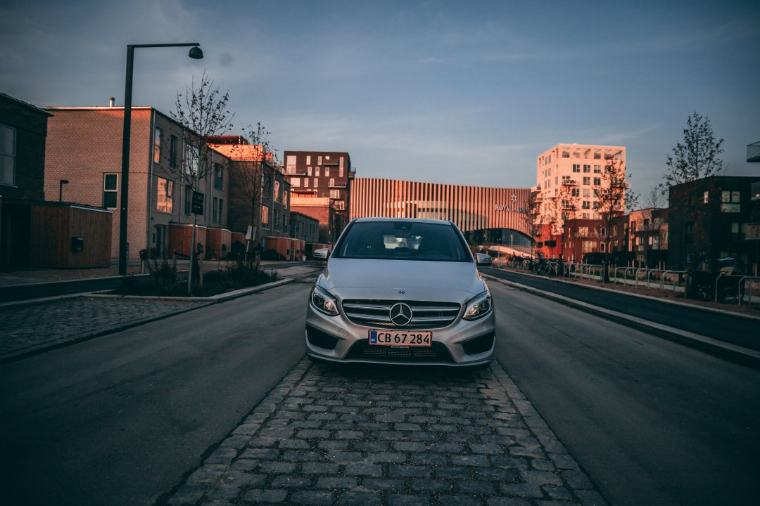 Mercedes-Benz B200 Final Edition