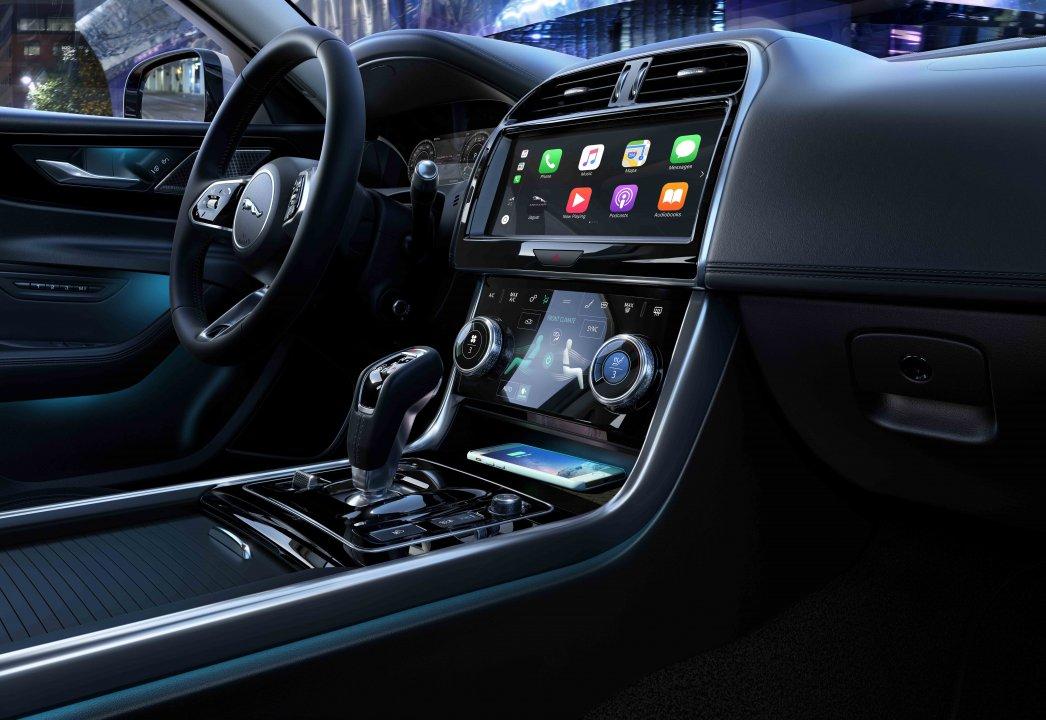 Endelig! Ny Jaguar XE
