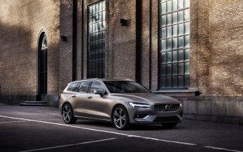 Mest populære firmabil: Volvo V60