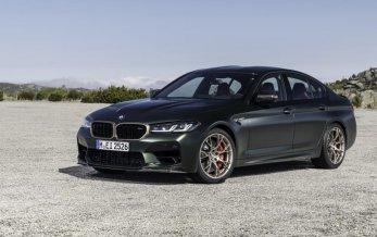 Ny BMW M5 CS!