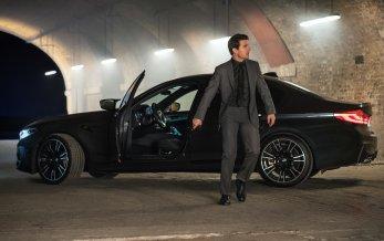 BMW, Tom Cruise og Mission Impossible