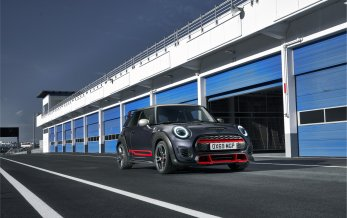 Vanvittig MINI John Cooper Works GP!