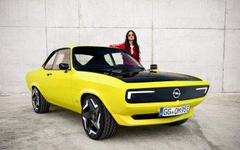 Opel Manta er tilbage!