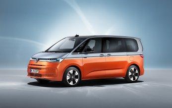 Verdenspremiere: Ny VW Multivan