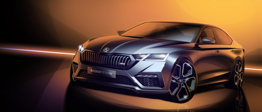 First look: Octavia RS iV