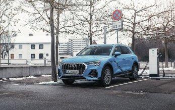 Stærk pris på ny Audi Q3 Plug-in-Hybrid