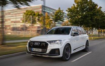 Ny Audi Q7 Plug-in-Hybrid