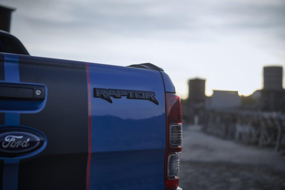 Ny Ranger Raptor Special Edition