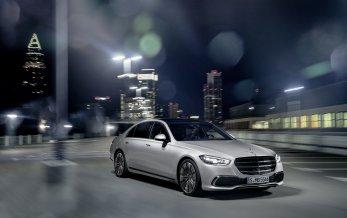 Helt ny S-Klasse fra Mercedes-Benz!