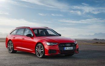 Audi S6 og S7 - nu med dieselmotor!