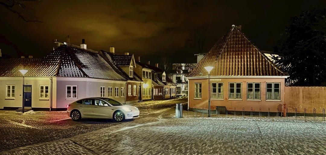 Tesla udvider i Danmark