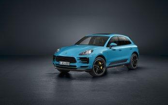 Porsche præsenterer ny Macan