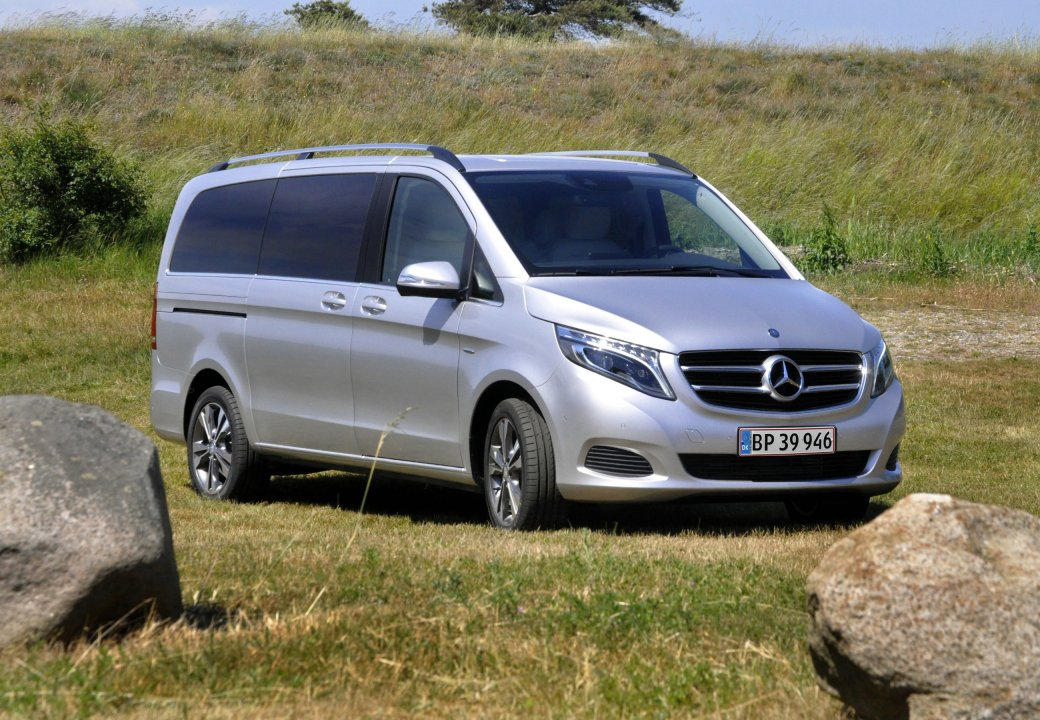 Mercedes-Benz V300d 4Matic