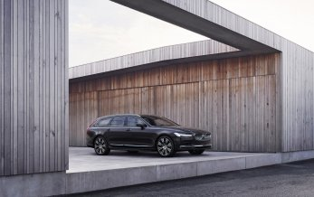 Opdaterede modeller fra Volvo