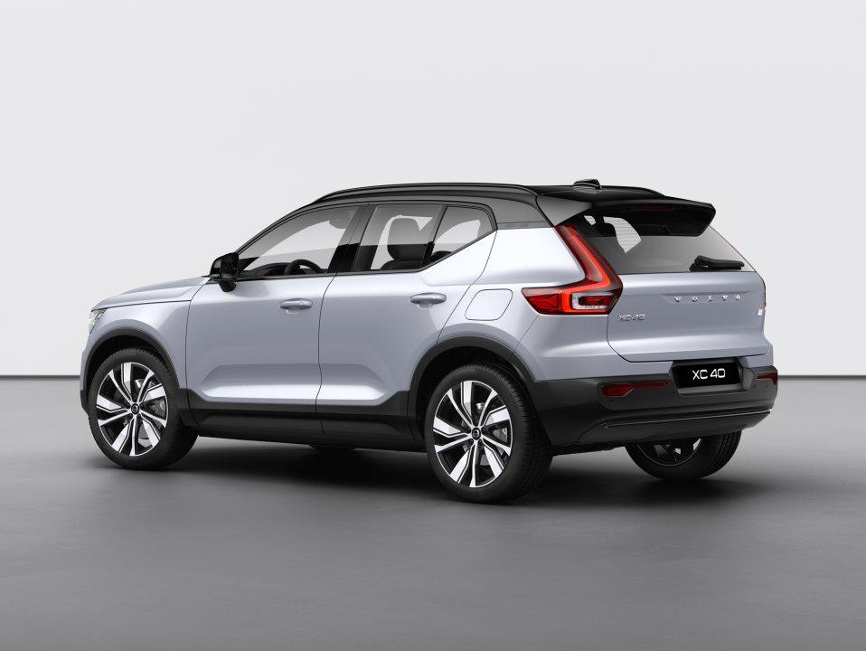 Volvo åbner for salget af XC40 Recharge Twin