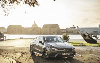Mercedes-Benz CLA 200d Shooting Brake