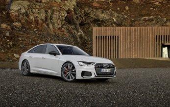 Danske priser på Audi A6 hybrid