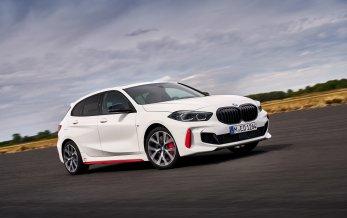 Helt ny BMW 128ti!