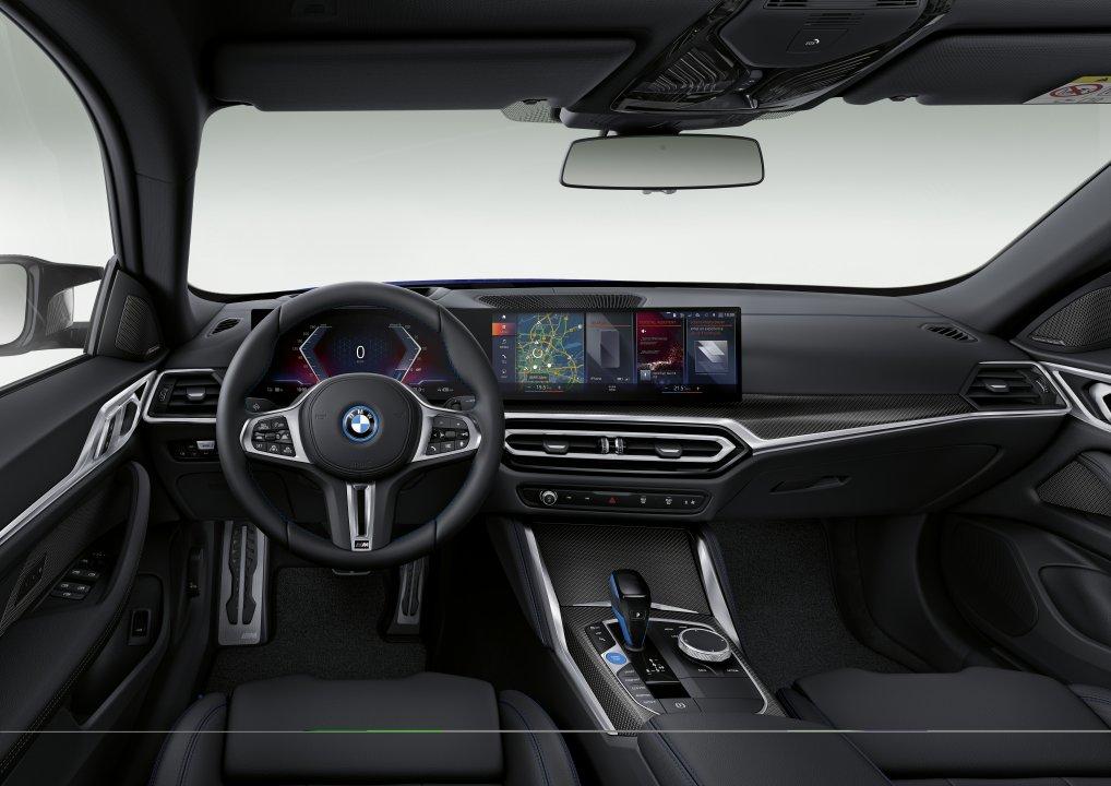 Danske priser og specs på ny BMW i4!