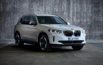 Produktionsklar BMW iX3 præsenteret
