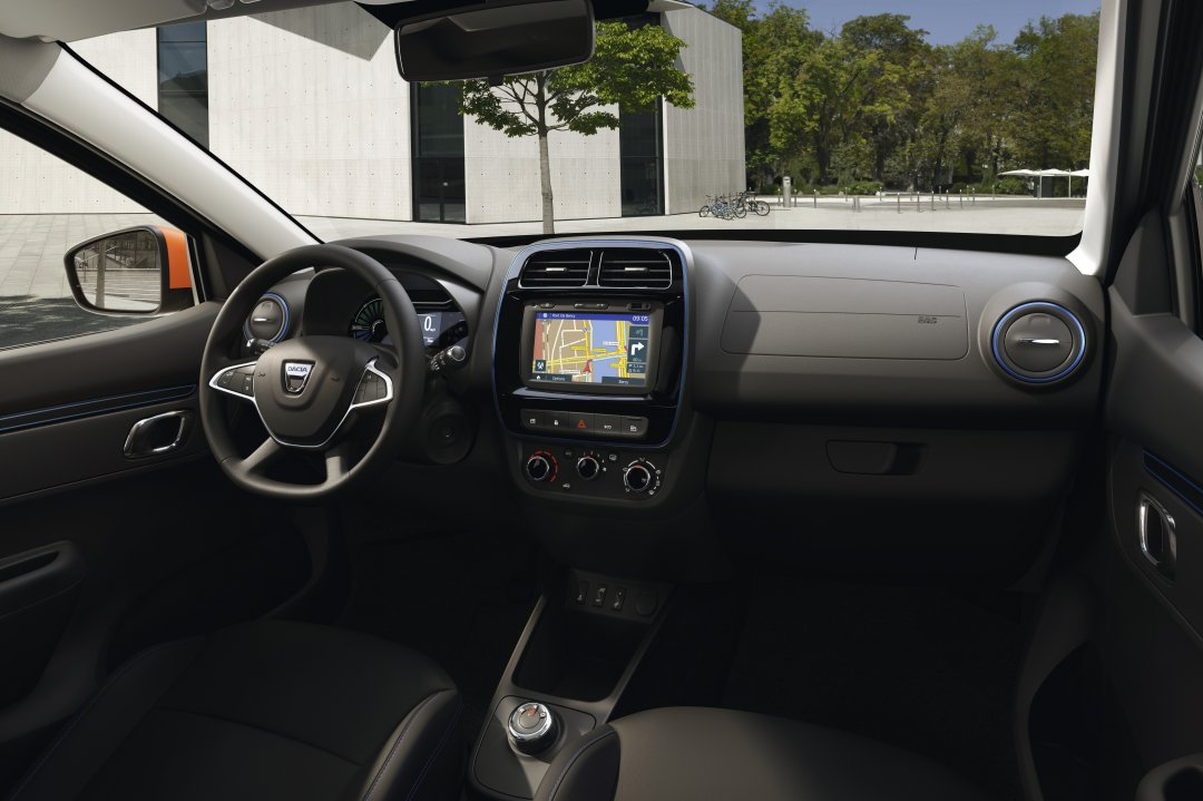 Danmarks billigste elbil - Dacia Spring