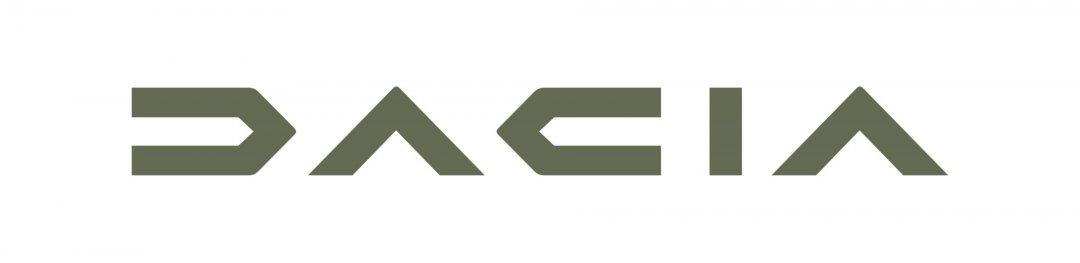 Ny visuel identitet til Dacia