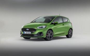 Ford klar med ny Fiesta