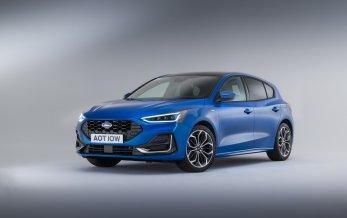 Ford klar med ny lækker Focus