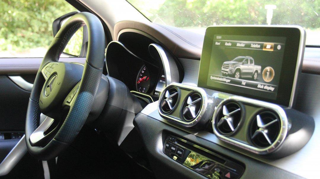 Mercedes-Benz X350d 4Matic