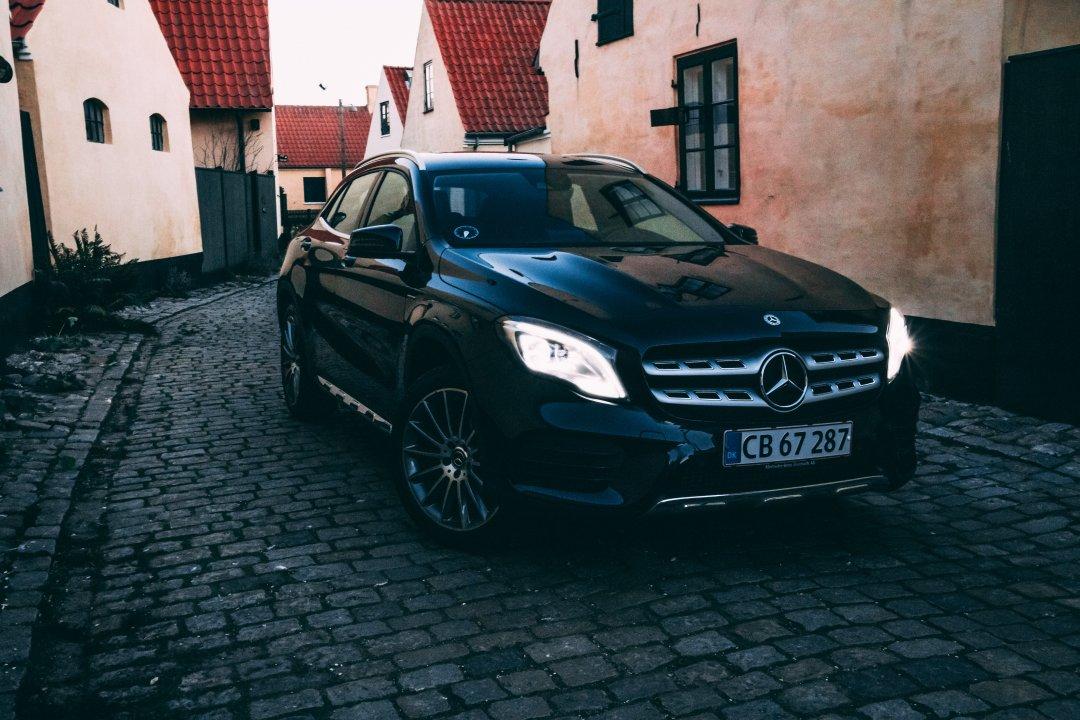 Mercedes-Benz GLA200 Final Edition