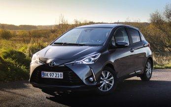 Toyota Yaris 1,5 VVT-iE Premium