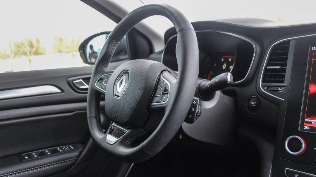 Renault Megané ST Bose Edition