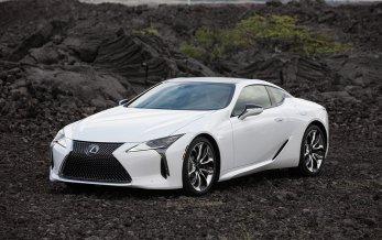 Lexus klar med danske priser