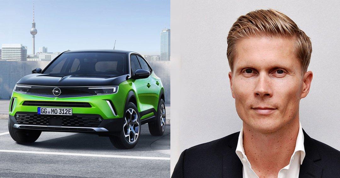 Ny direktør hos Opel Danmark