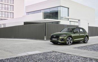 Audi Q5 i nye klæder