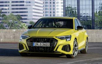 Audi S3 klar til bestilling!