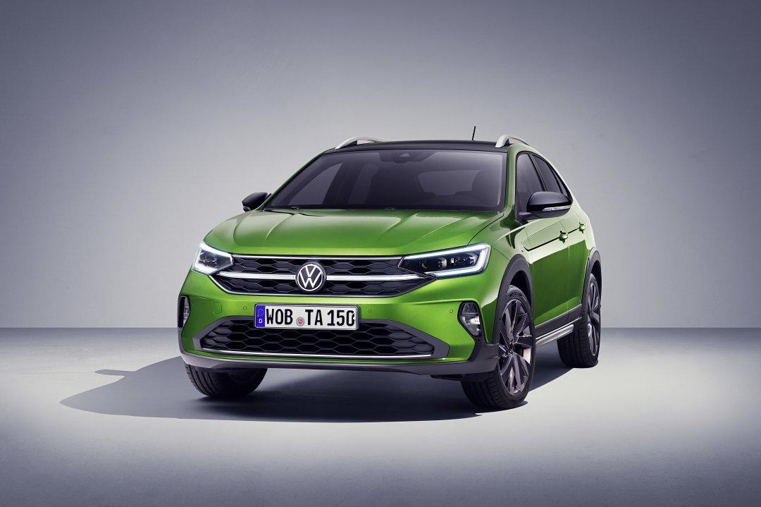Ny VW Taigo