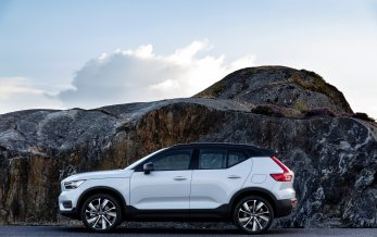 Volvo's salg stiger 97,5 % i april