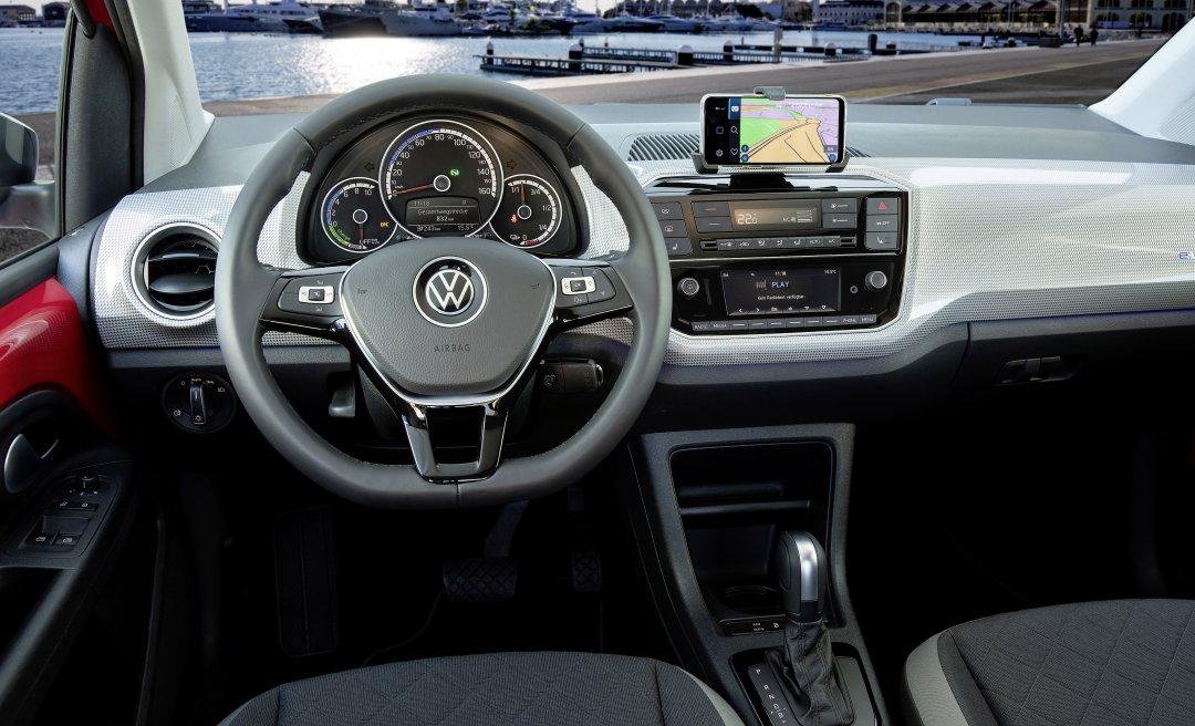 VW e-up! er tilbage i Danmark.