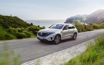 Danske priser på Mercedes-Benz EQC