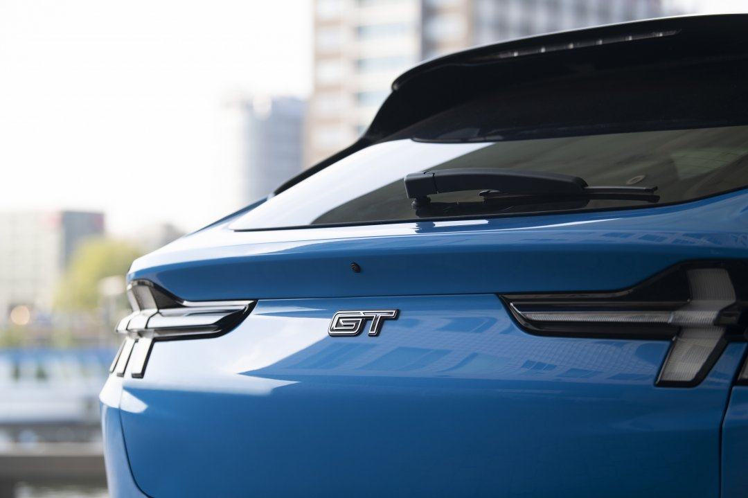 Lynhurtig Mustang Mach-E GT